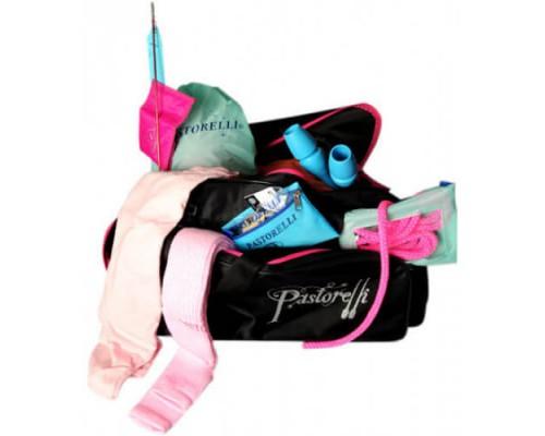 Сумка Pastorelli Alina Senior 02421 Black Pink