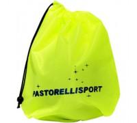 Чехол для мяча Pastorelli 00321 Жёлтый Флуоресцентный