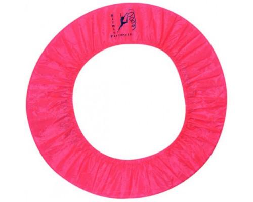 Чехол для обруча Pastorelli 00350 Розовый Флуоресцентный