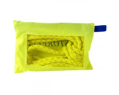 Чехол для скакалки Pastorelli 02248 Fluo Yellow