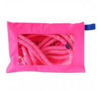 Чехол для скакалки Pastorelli 02251 Fluo Pink