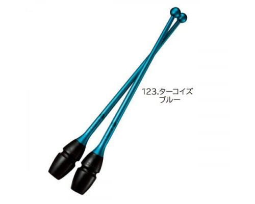 Булавы Chacott Hi-grip 45,5 см (123 Turquoise Blue)