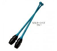 Булавы Chacott Hi-grip 41 см (123 Turquoise Blue)