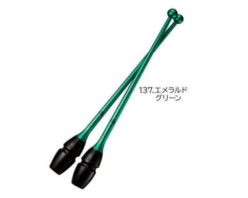 Булавы Chacott Hi-grip 45,5 см (137 Emerald Green)