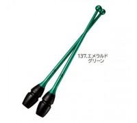Булавы Chacott Hi-grip 41 см (137 Emerald Green)