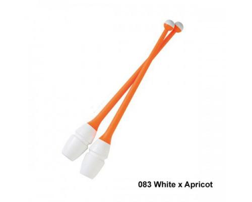 Булавы Chacott 36,5 см (083 белый-абрикосовый)
