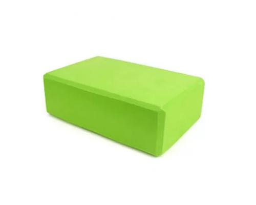 Блок зеленый