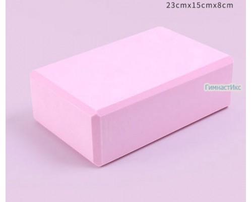 Кубик розовый light