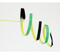 Лента Пасторелли 5 м Black Yellow Green