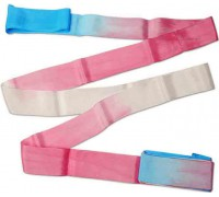 Лента Пасторелли 6 м цвет Lt Blue Pink White