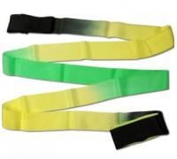 Лента Пасторелли 6м Black Yellow Green
