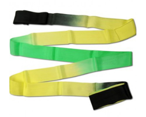 Лента Пасторелли 6 м Black Yellow Green