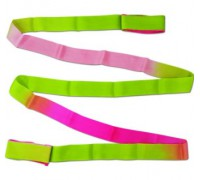 Лента Пасторелли 5 м 03222 цвет Fuchsia Green Pink