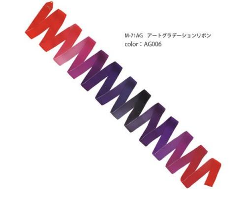 Лента Sasaki 5 м Gradation FIG MJ-715AG Rayon ART 006
