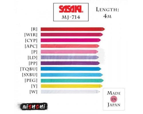Лента Sasaki 4 м MJ-714 Rayon (APC)