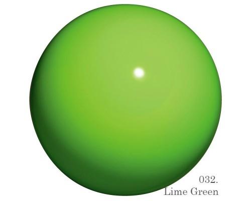 Мяч Chacott 17 см (032 зеленый лайм)