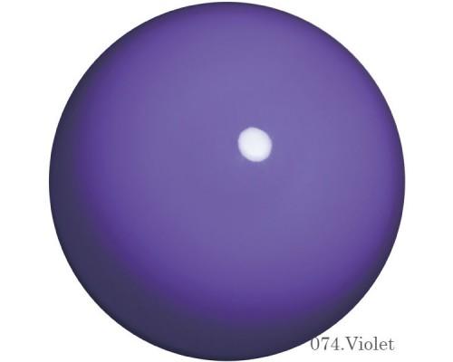 Мяч Chacott 18,5 см (074 фиолетовый)