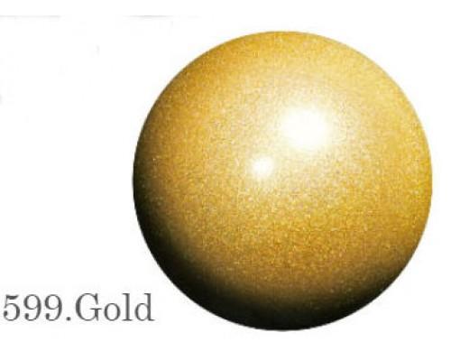 Мяч Chacott Jewerly 18,5 см (599 золотой)