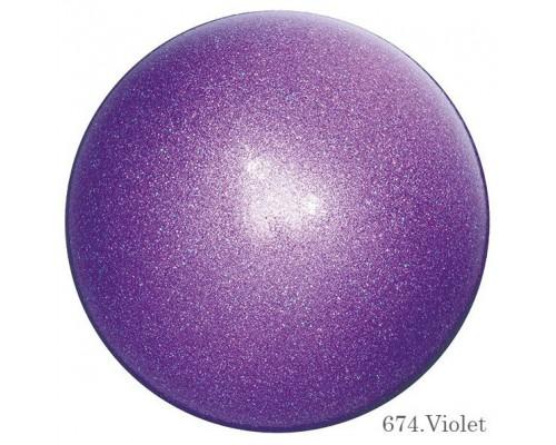 Мяч Chacott Prism 18,5 см (674 фиолетовый)