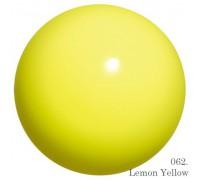 Мяч Chacott 15 см (062 лимонно-желтый)