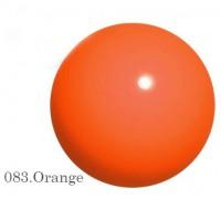 Мяч Chacott 15 см (083 оранжевый)