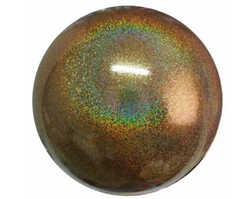 Мяч Pastorelli 16 см цвет Brass