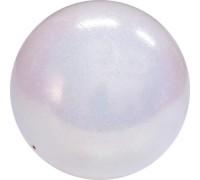 Мяч Pastorelli Glitter Bianca Olografica HV 18 cm FIG 00027