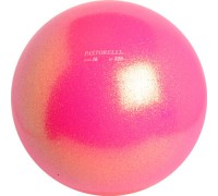 Мяч Pastorelli Glitter 16 смцвет Rosa Fluo 02064 мяч 16см