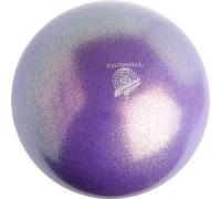 Мяч Pastorelli Glitter Lila HV 18 cm FIG 02179