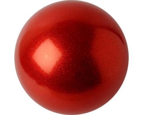 Мяч Pastorelli Glitter 16 смцвет Red 02199