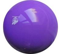 Мяч Pastorelli 18 см фиолетовый