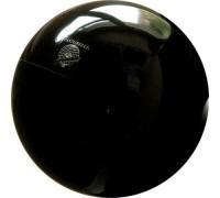 Мяч Pastorelli 18 см черный