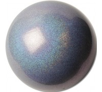 Мяч Pastorelli 18 см глиттер глициния HV