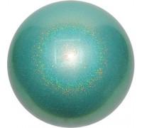 Мяч Pastorelli 18 см глиттер малазия AB