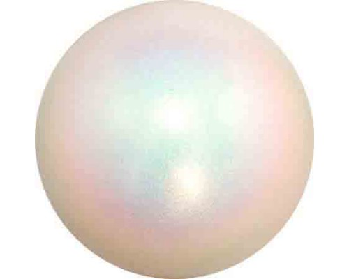 Мяч Pastorelli Glitter 16 смцвет Белый 02088