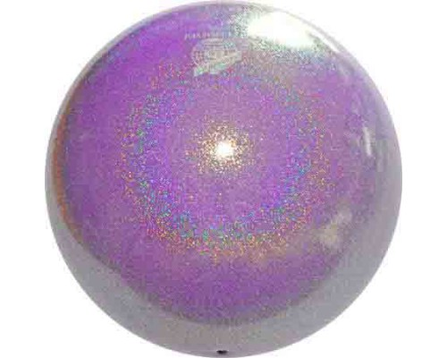 Мяч Pastorelli 18 см цвет Сиреневый 02448