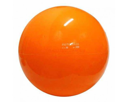 Мяч Pastorelli Arancio 16 см 00229