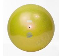 Мяч Sasaki 18,5 см M-207AU Yellow (Y)