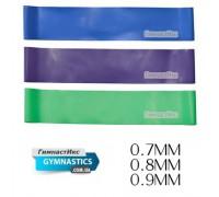 Комплект резионок толщиной 0,7-0,9 мм / 3 шт