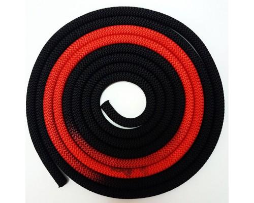 Скакалка Venturelli черно красную 002016