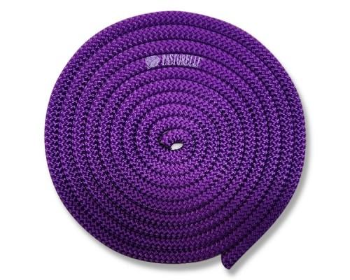 Скакалка 3 м Pastorelli New Orleans Фиолетовый FIG Art. 00109