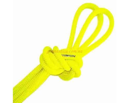 Скакалка Pastorelli 3 м желтый 00108