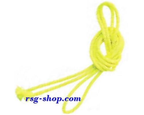 Скакалка Sasaki M-242 KEY 3m Polyester col. Fluo Yellow FIG