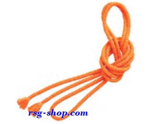 Скакалка Sasaki M-242 O 3m Polyester col. Orange FIG