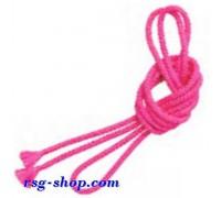 Скакалка Sasaki M-242 P 3m Polyester col. Pink FIG