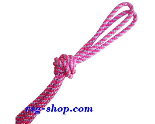 Скакалка Сасаки MJ-243 PxLD 2,5м цв. Pink-Lavender