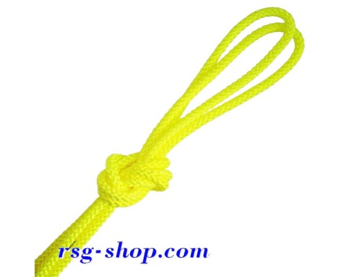 Скакалка Sasaki MJ-240 LEY цв. Yellow 2,5 м
