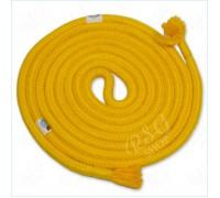 Скакалка Chacott 3 m FIG цв. Lemon Yellow Art. 30227