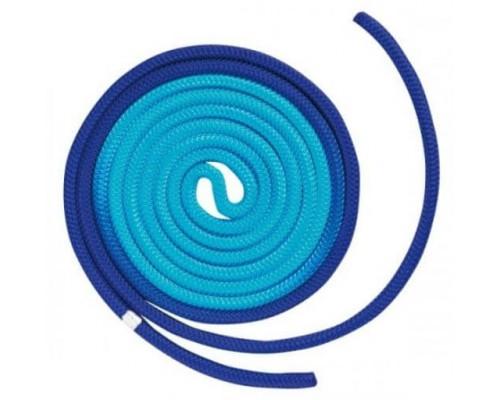 Скакалка Chacott Gradation 3 m FIG цв. Blue-Turquoise 68728