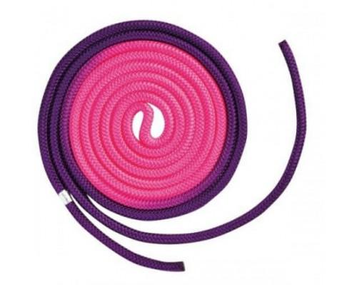 Скакалка Chacott Gradation 3 m FIG цв. Purple-Pink 68777